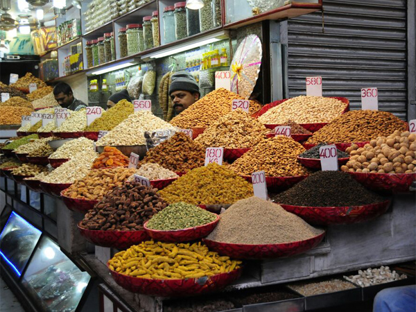 Delhi – Food Markets